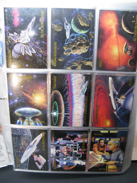 Star Trek Card Collector Album (A)