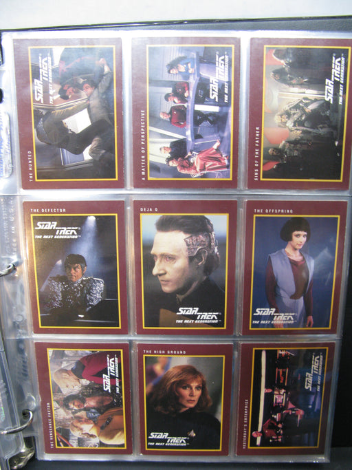 Star Trek Card Collector Album (C)