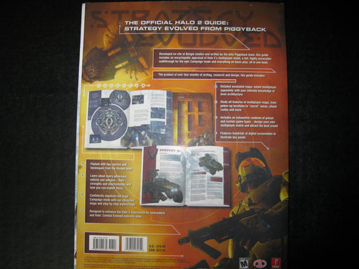 Halo 2 Official Guide Book