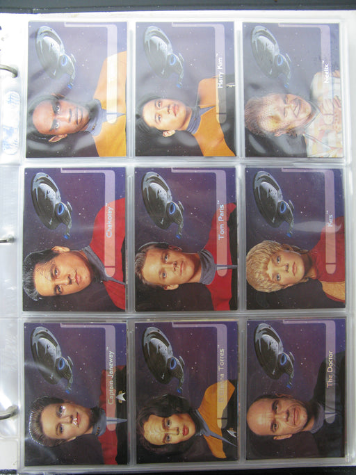 Star Trek Card Collector Album (D)