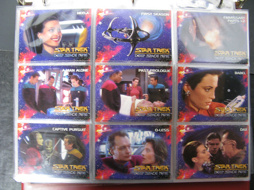Star Trek Card Collector Album (E)