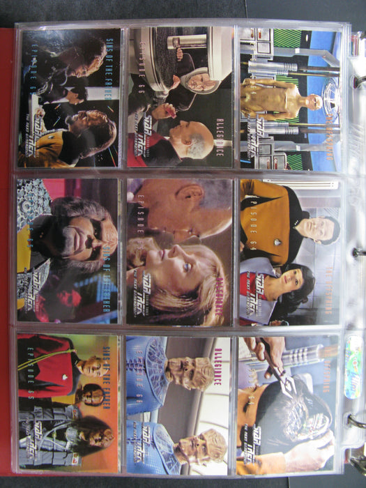 Star Trek Card Collector Album (F)