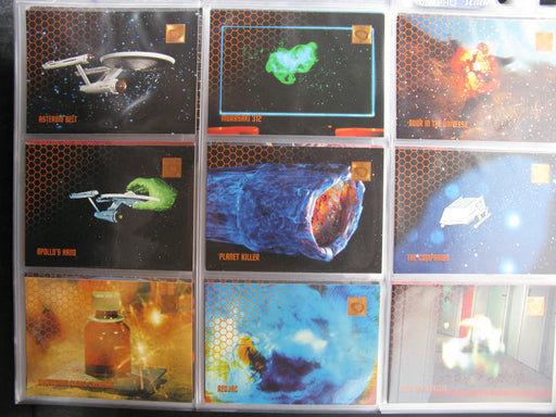 Star Trek Card Collector Album (G)