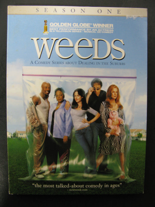 Weeds-Season One to Five