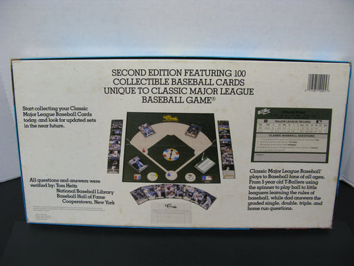 Classic Major League Baseball Board Game