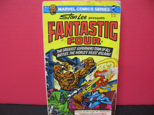 Two Books: The Avengers & The Fantastic Four