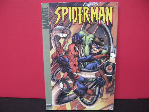 Two Books: Marvel Spider-Man & Marvel Adventures
