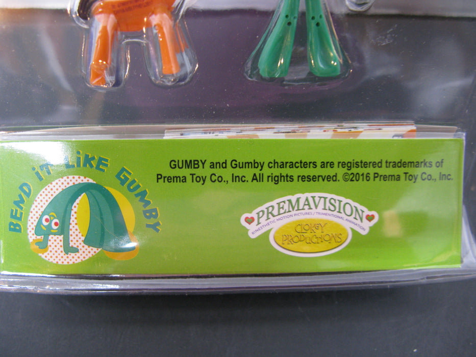 World's Smallest Gumby Bendable Figure