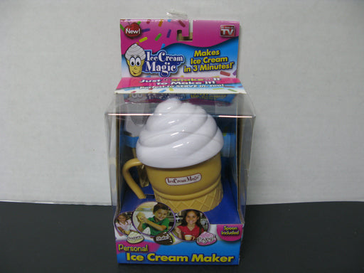 Ice Cream Maker (White)