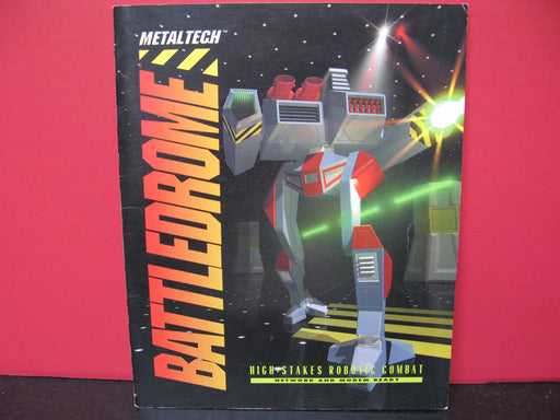 MetalTech BattleDrome Book