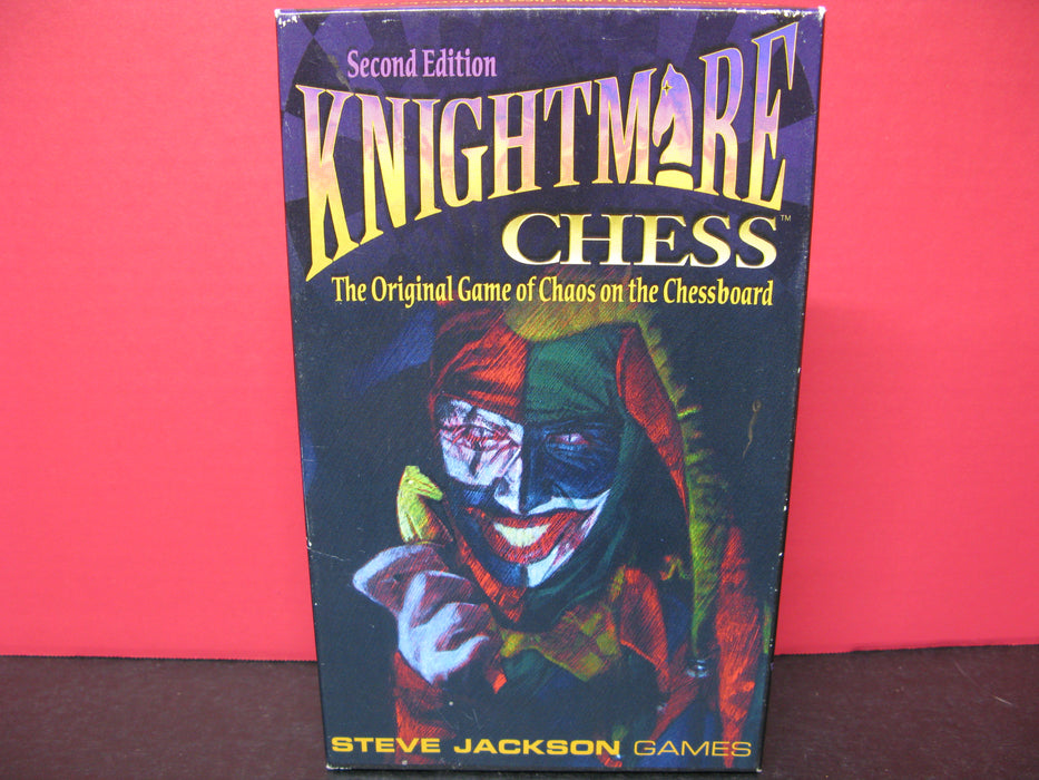 Second Edition Knightmare Chess Game