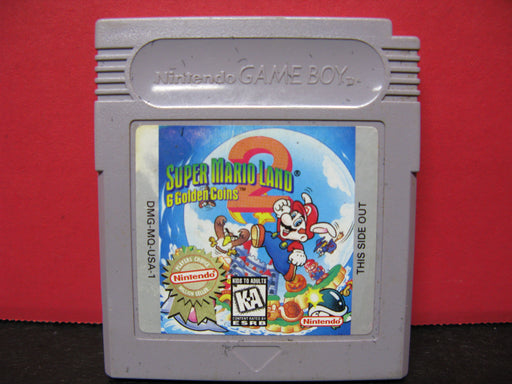 Nintendo Game Boy 'Super Mario Land' Game