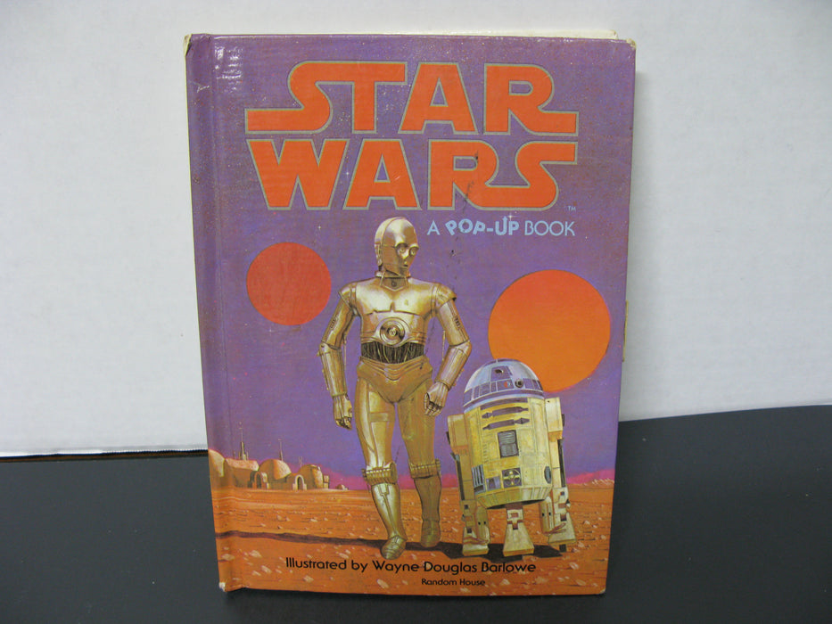 Star Wars A Pop Up Book