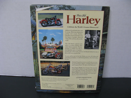 This Old Harley (Book)
