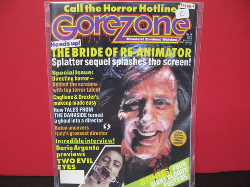 Bundle of 5 GoreZone Magazines