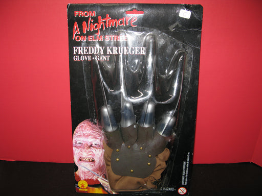 From A Nightmare on Elm Street Freddy Krueger Glove