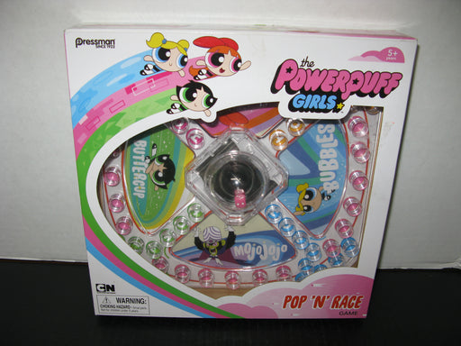 The Powerpuff Girls Pop 'N' Race Game