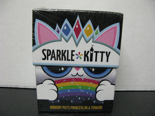 Sparkle Kitty Card Game