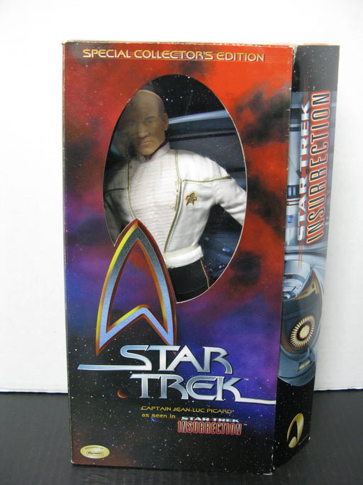 Star Trek Captain Jean-Luc Picard Doll