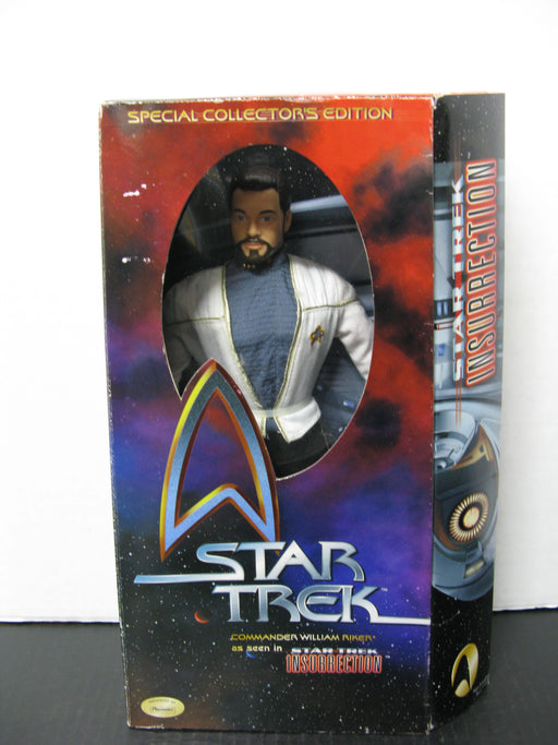 Star Trek Commander William Riker Doll
