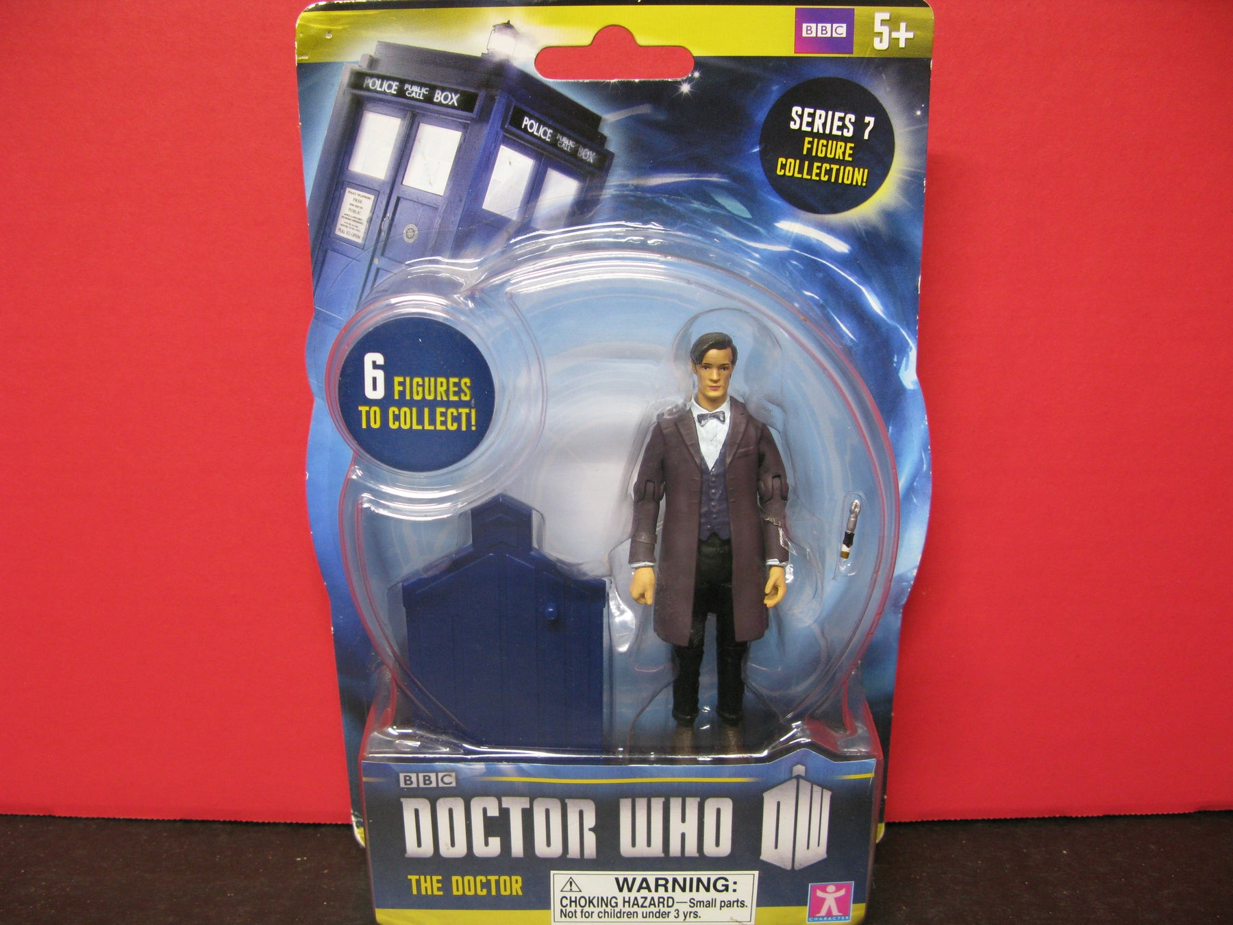 Doctor Who The Doctor Figure