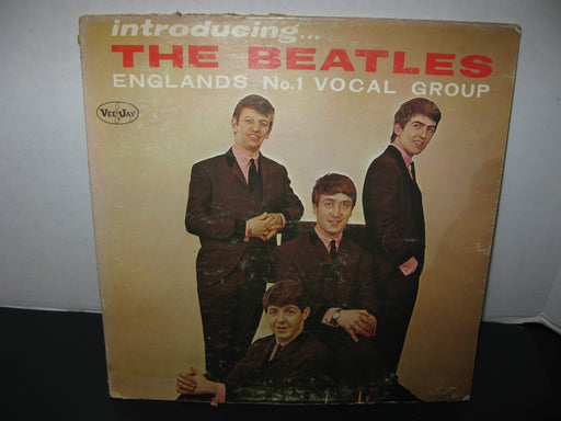 Introducing...The Beatles England's No.1 Vocal Group-Vinyl Record