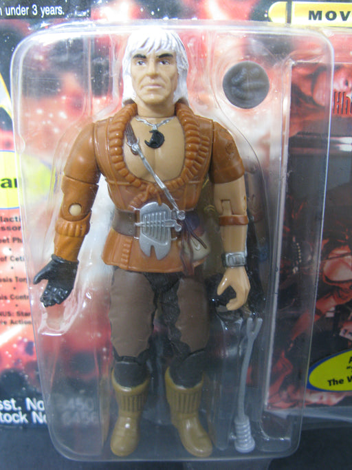Classic Star Trek Khan Action Figure