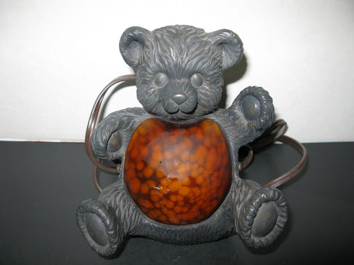 Small Teddy Bear Lamp