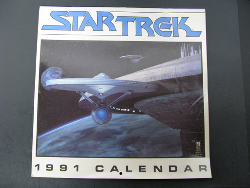 2 Star Trek Calendars 1991 and 1985
