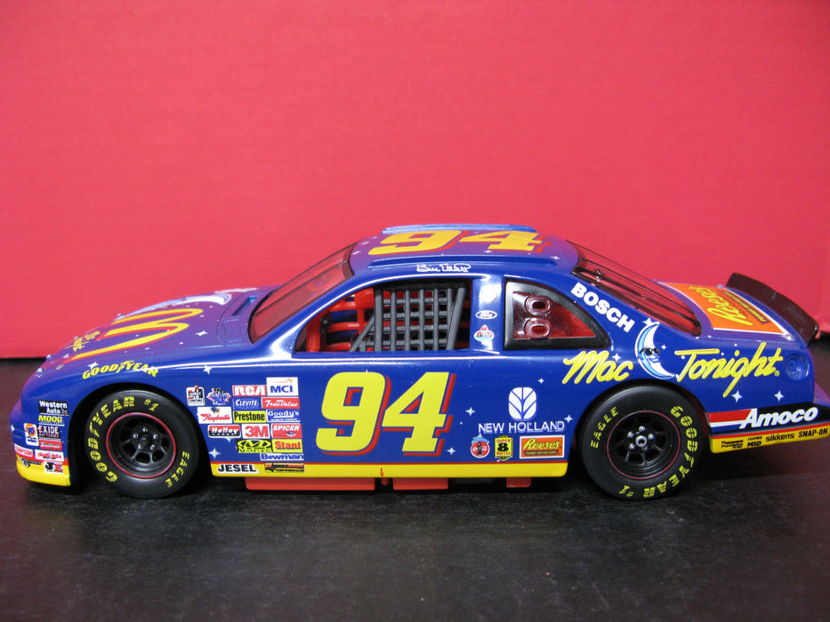 1997 Nascar Bill Elliot 94 Mac Tonight Thunderbird