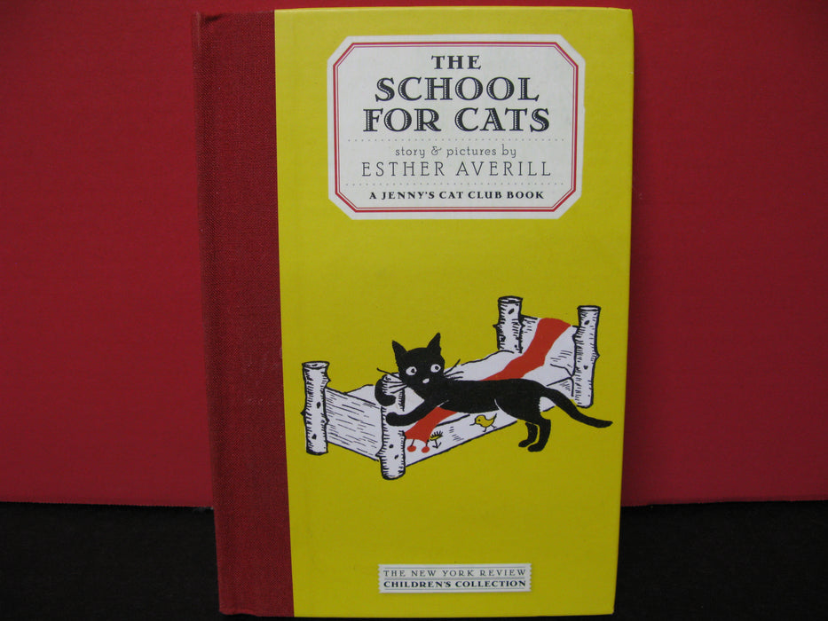 The School For Cats - A Jenny's Cat Club Book