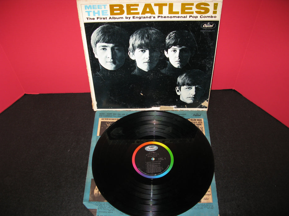 Meet the Beatles! Vinyl
