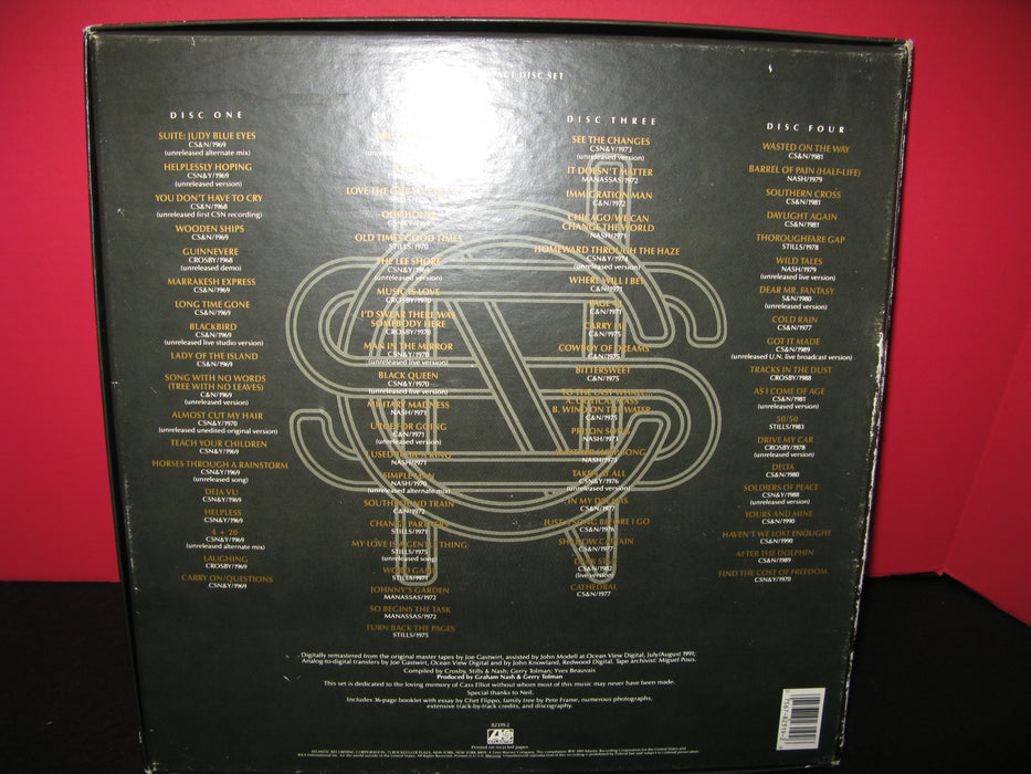 CSN 4 Compact Disc Set