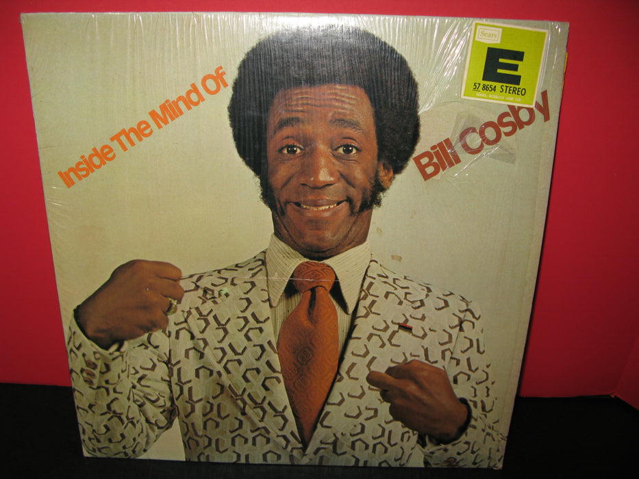 Bill Cosby - Inside The Mind Of Bill Cosby - Vinyl