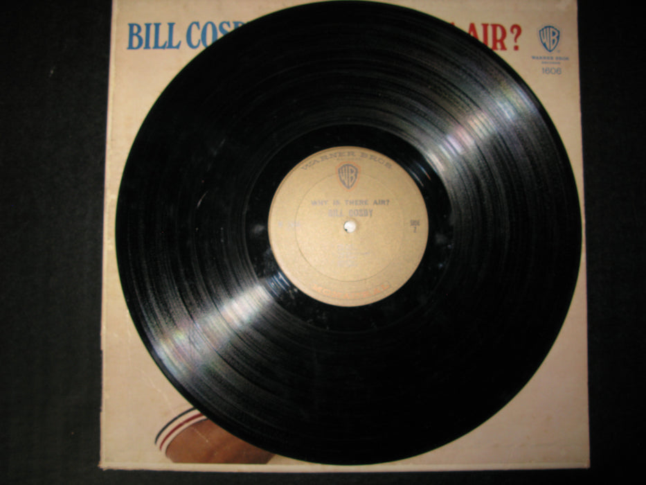 Bill Cosby - Why Is There Air Vinyl Record