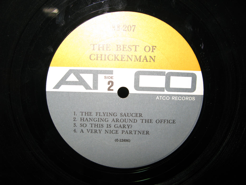 Chickenman ‎– The Best Of Chickenman Vinyl