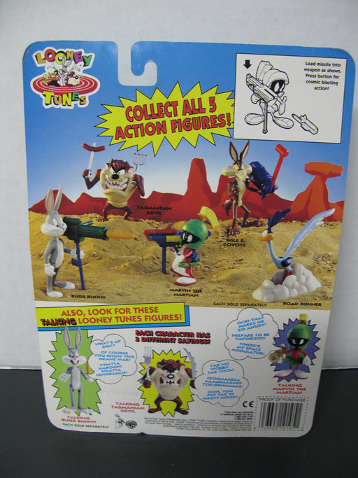 Marvin The Martian Looney Tunes Action Figure