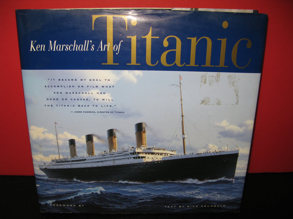 Ken Marschall's Art of Titanic