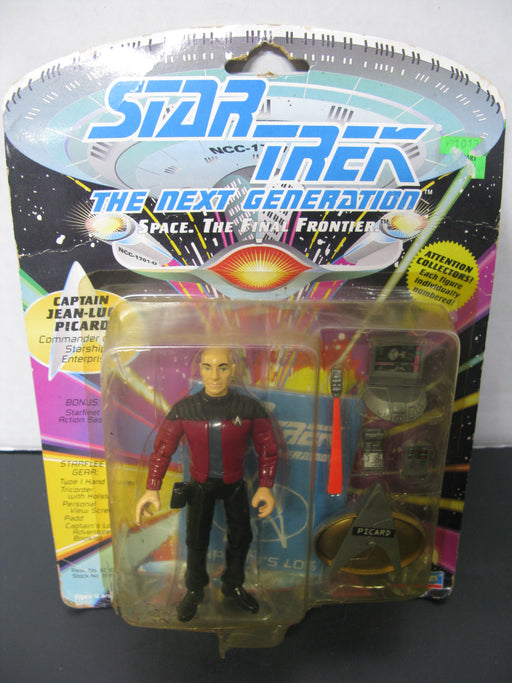 Star Trek The Next Generation-Captain Jean Luc Picard Action Figure