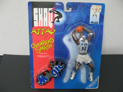 Shaq Attaq Overhead Smash Action Figure Shaquille O'Neal