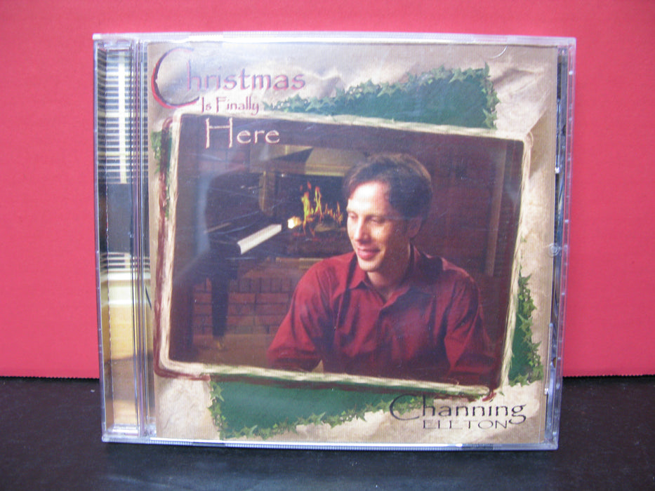 Christmas Is Finally Here - Channing Eleton CD