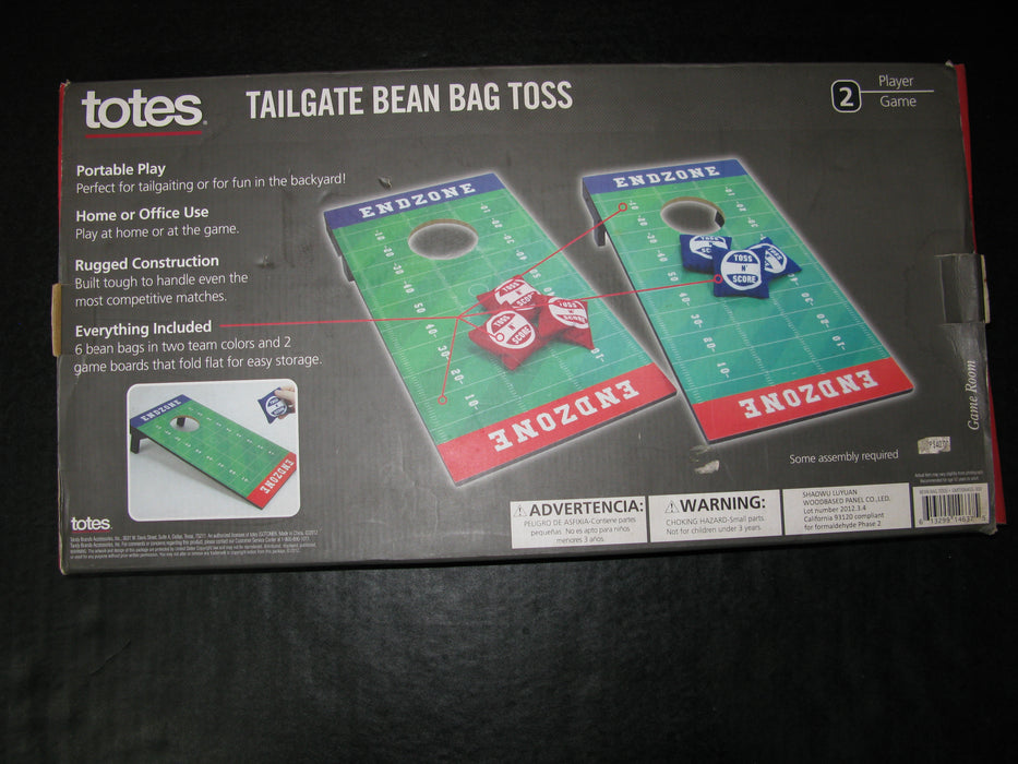 Totes Tailgate Bean Bag Toss Game