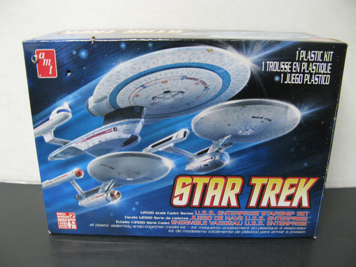 Star Trek 1:2500 Scale Cadet Series U.S.S. Enterprise Starship Set