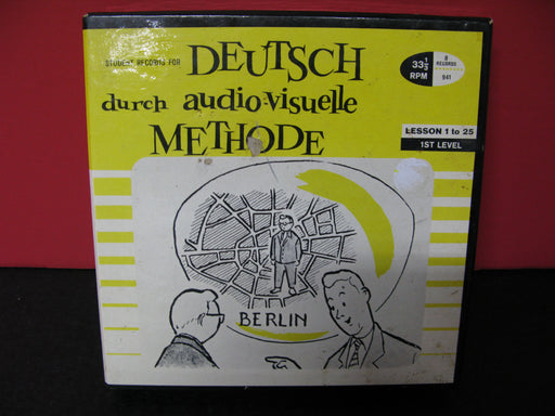 Student Records for Deutsch Durch Audio-Visuelle Methode