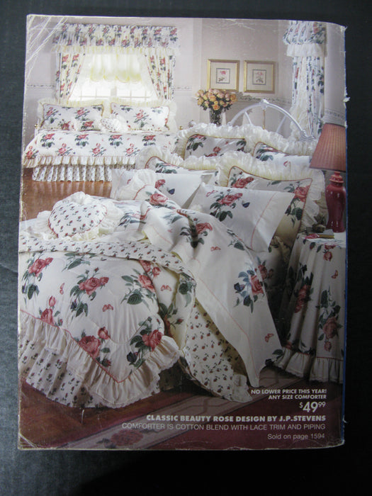 Sears 1992 Annual America's Largest Catalog
