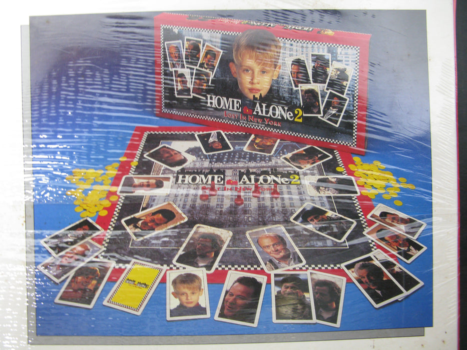 Home Alone 2 Lost in New York The Board Game