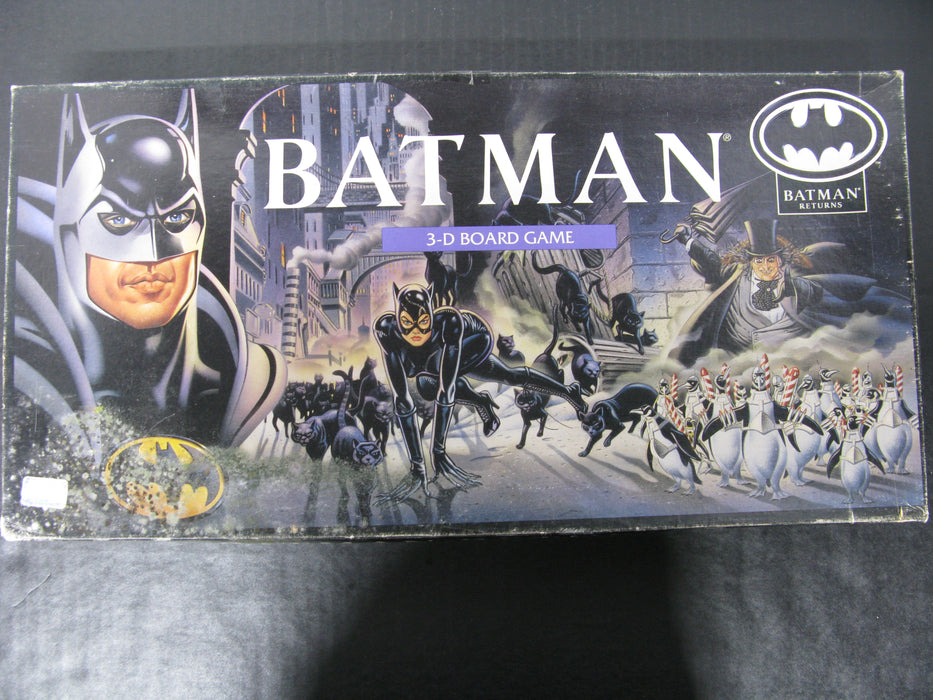Batman 3-D Board Game Batman Returns