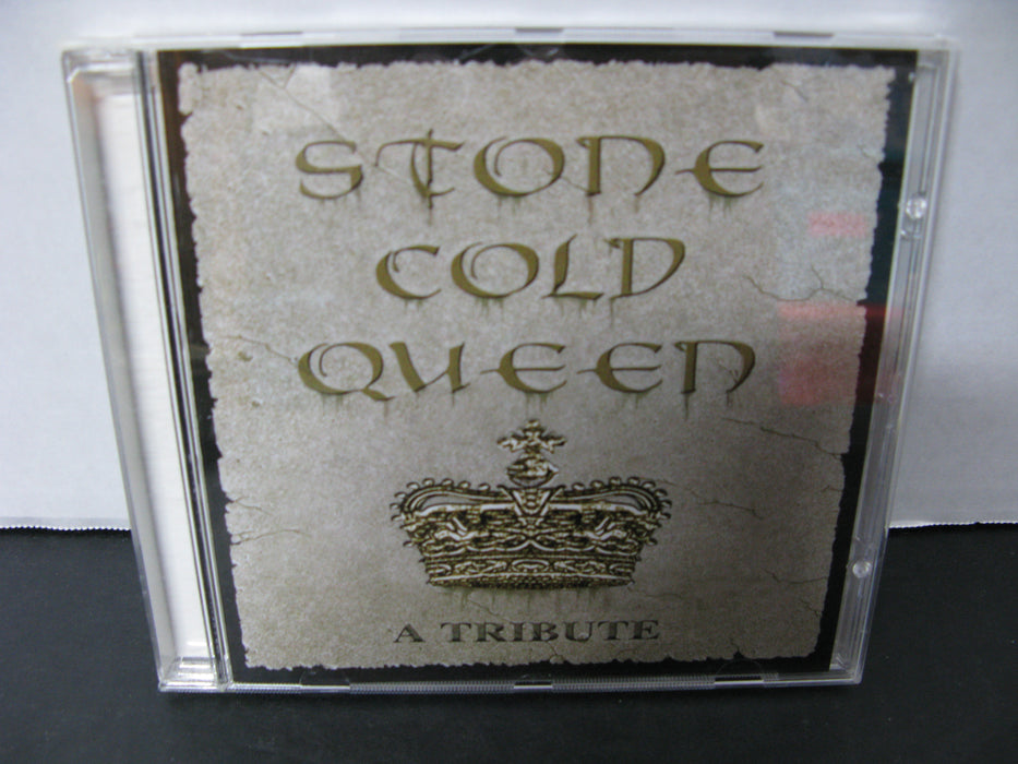 Stone Cold Queen A Tribute CD