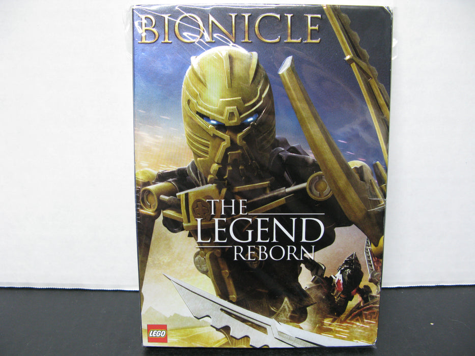 Bionicle The Legend Reborn