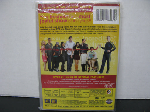 Glee The Complete First Season